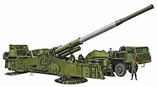 M65 ATOMIC ANNIE GUN - 1/72 Tank Model Kit - Dragon 7484