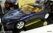 BURAGO 1/18 - 3036 FERRARI 456 GT 1992 'DEVILS EYE' AIRBRUSHED LTD NO 84 OF 500