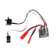 GoolRC 10A Brushed Electronic Speed Controller ESC with Brake for RC Cars