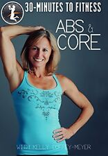 30 MINUTES TO FITNESS: ABS & CORE - DVD - Region Free