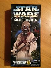"""Star Wars Collector Series Tusken Raider 12"""" Action Figure, Factory Sealed!!"""