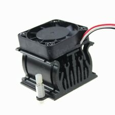 Aluminum Heat Sink 45*30*41 with 40mm Cooling Fan for Chipset Northbridge CPU