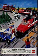 Lego-- Rettung in letzter Minute --- Werbung von 1988-