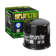 Suzuki SV650 / S (1999 to 2015) HifloFiltro Oil Filter (HF138)