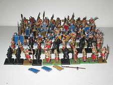 Warhammer Fantasy plastic OOP Bretonnian Peasant Bowmen/Archers/men At Arms x66