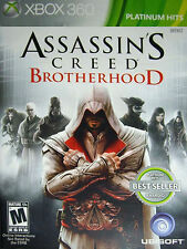 Microsoft XBox 360 Game ASSASSIN'S CREED BROTHERHOOD