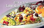 Quick and Easy Low Carb Recipes-ExLibrary