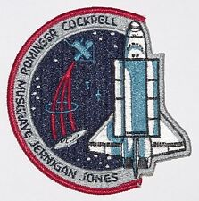 Aufnäher Patch Raumfahrt NASA STS-80 Space Shuttle Columbia ...........A3229