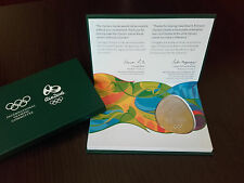 Rio 2016 Summer Olympics - original Athlete's Participation medal! NICE!