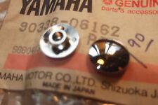 Yamaha XVZ1300 XVZ 1300 1998 > 2011 Genuino tapones de abrazadera del manillar # 90338-06162