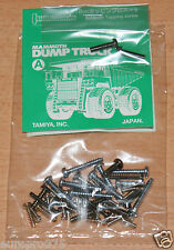 TAMIYA 58268 MAMMUT DUMP TRUCK, 9465568 / 19465568 Screw BAG, RARE, NIP