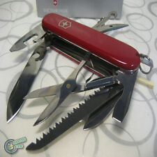 Victorinox Red Huntsman Swiss Army Pocket Knife RRP $59.95