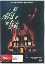 The House Of The Devil (DVD, 2011)