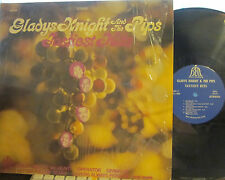 """► Gladys Knight & the Pips - Tastiest Hits (Bell 6013) w/""""Every Beat of My Heart"""