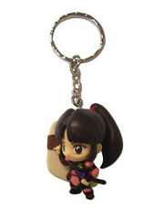 **License** Inuyasha PVC 3D Keychain SD Sango with Hiraikotsu #3358