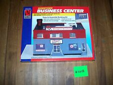 """Life-Like Trains - """"Downtown Business Center-  Item #1373"""