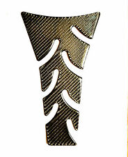 BMW K1300S K1300 S authentic carbon fiber tank protector pad trim sticker cover