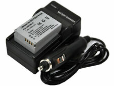 New NB-7L NB7L Battery and Charger for PowerShot G10 G11 G12 SX30 IS Camera