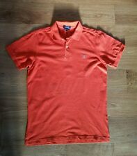 Nice mens short sleeved polo shirt from GANT. Size S.