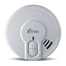 Kidde Hush KID29H-FR Smoke Detector Alarm, Battery Operated, Test & Pause Button