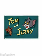 RETRO TV NOSTALGIA 'TOM and JERRY' JUMBO Fridge Magnet