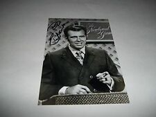 BOB EUBANKS SIGNED THE NEWLYWED GAME 4X6 PHOTO 1B