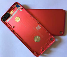 Metal Housing Case Cover for iPod Touch 5th Gen 32GB 64GB(Red)