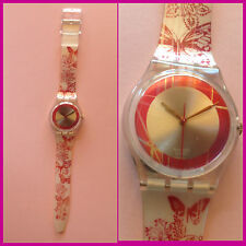 "Swatch ""Till The Butterflies"" collezione 2003 nuovo raro bellissimo. Introvabile"