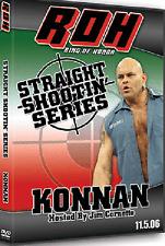 ROH Shoot Interview: Konnan DVD, TNA WCW WWE AAA Lucha Underground
