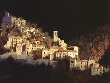 """Guido Borelli, Italy, """"Paesaggio Scuro"""", Digital print, 18""""h x 24""""w image"""
