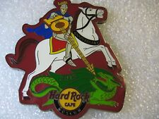 MOSCOW,Hard Rock Cafe Magnet,Alternative #2 ,Knight On Horse 2013