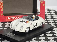 NINCO PORSCHE  356 A SPEEDSTER  #356  WHITE  50125 1:32 NEW OLD STOCK BOXED
