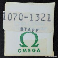 Vintage Original Omega Balance Staff Part #1321 for Omega Cal.1070