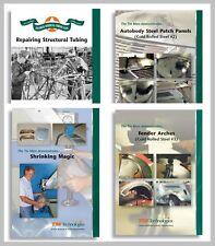 Introduction to Steel Work (4 DVD set) / metalworking