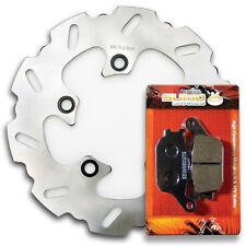 Suzuki Rear High Quality Brake Rotor+Pads SV 650 K/LO Naked (Non ABS)(2003-2010)
