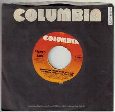 MATHIS, Johnny; & Deniece Williams  (Too Much, Too Little....)  Columbia 3-10693