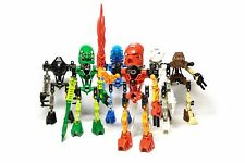 LEGO Bionicle Toa Mata Lot of 6: 8531 8532 8533 8534 8535 8536