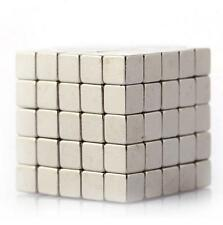 100pcs Neodymium Magnets 3mm Cube N35 Rare Earth Disc Super Strong Rare Earth  び