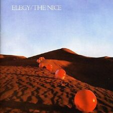 The Nice Elegy CD+Bonus Tracks NEW SEALED 2009 Remaster Keith Emerson