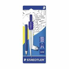STAEDTLER COMPASS + PENCIL NORIS CLUB PRECISION SCHOOL COMPASS - 550 55 BK