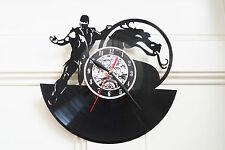 Mortal KOMBAT Design Vinile Record Orologio da parete camera da letto salone ufficio casa negozio