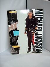 EXTREMELY RARE COLLECTABLE MICHAEL JACKSON PHOTO PROGRAMME GUIDE WORLD TOUR 1988