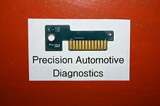 K-18 Personality Key for Snap-on Scan Tool MT2500 MTG2500 MODIS SOLUS Pro VERUS