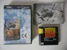 DESERT STRIKE Return to the Gulf - SEGA MEGADRIVE - JEU COMPLET Edition Classics