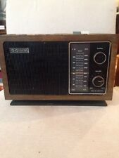 Vintage Sony Solid State Am/Fm Radio TFM-9430W 70's 2 Band