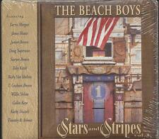 THE BEACH BOYS STARS AND STRIPES Willie Nelson Toby Keith Lorrie Morgan  NEW CD