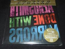 Done With Mirrors Aerosmith  JAPAN LTD MINI LP SHM-CD SEALED