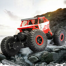 1/18 2.4G 4WD Electric Toy Remote Control Model Cars Climbing RC Off-Road Rock