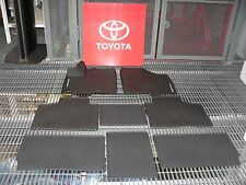 OEM TOYOTA SIENNA ALL WEATHER FLOOR LINERS PT908-08170-02