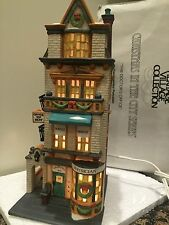 Dept 56 #5544-1 Doctor's Office Christmas in the City